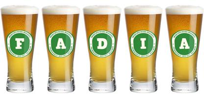 Fadia lager logo
