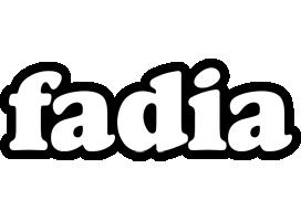 Fadia panda logo