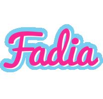 Fadia popstar logo