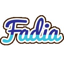 Fadia raining logo