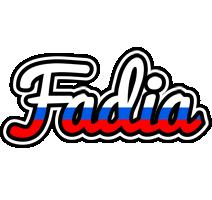 Fadia russia logo