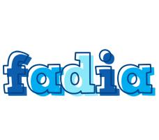 Fadia sailor logo