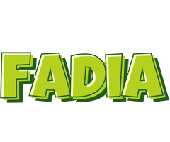 Fadia summer logo