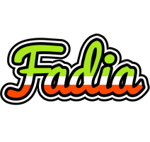 Fadia superfun logo