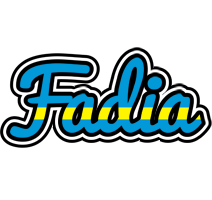 Fadia sweden logo