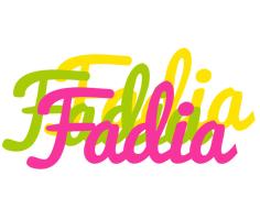 Fadia sweets logo