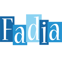 Fadia winter logo