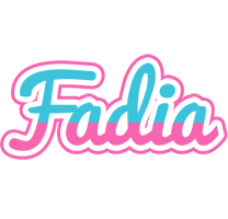 Fadia woman logo