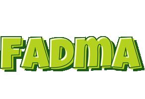 Fadma summer logo