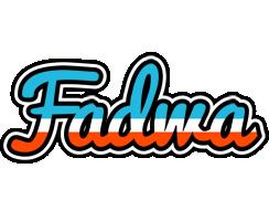 Fadwa america logo