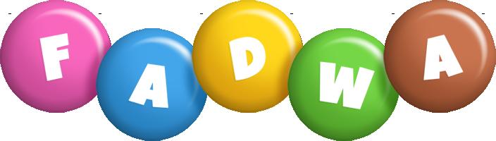 Fadwa candy logo