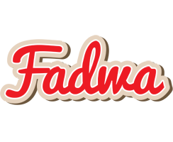 Fadwa chocolate logo
