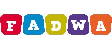 Fadwa daycare logo
