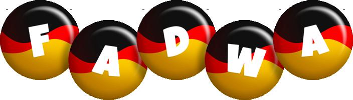 Fadwa german logo