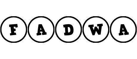 Fadwa handy logo