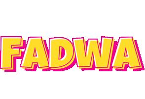 Fadwa kaboom logo