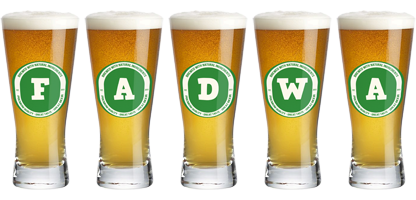 Fadwa lager logo