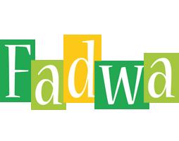 Fadwa lemonade logo