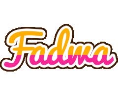 Fadwa smoothie logo