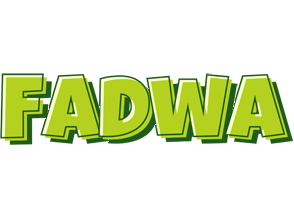 Fadwa summer logo