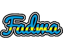 Fadwa sweden logo