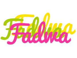 Fadwa sweets logo