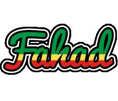 Fahad african logo
