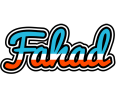Fahad america logo