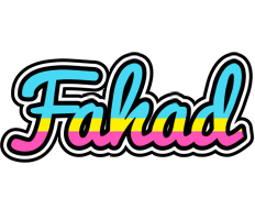 Fahad circus logo