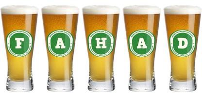 Fahad lager logo