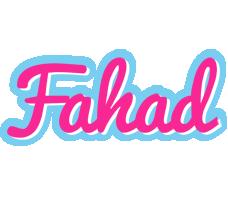 Fahad popstar logo