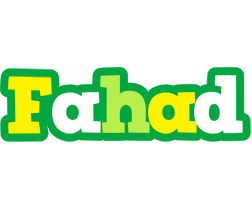 Fahad soccer logo