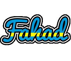 Fahad sweden logo