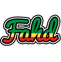 Fahd african logo