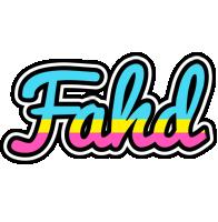 Fahd circus logo