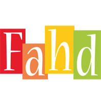 Fahd colors logo