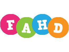 Fahd friends logo