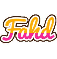 Fahd smoothie logo