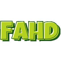 Fahd summer logo