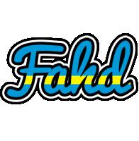 Fahd sweden logo