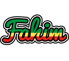 Fahim african logo