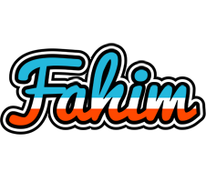 Fahim america logo
