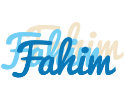 Fahim breeze logo