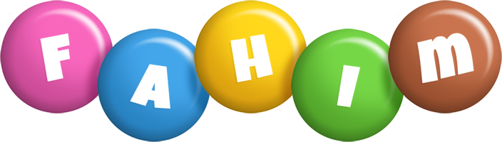 Fahim candy logo