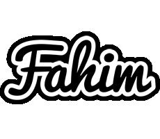 Fahim chess logo