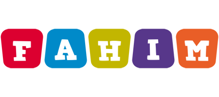 Fahim daycare logo