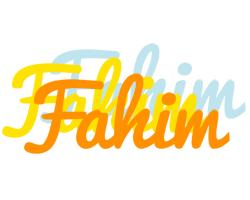 Fahim energy logo