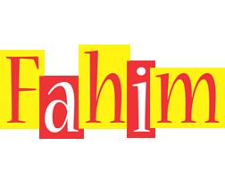 Fahim errors logo