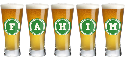Fahim lager logo