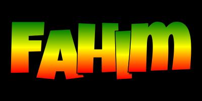 Fahim mango logo